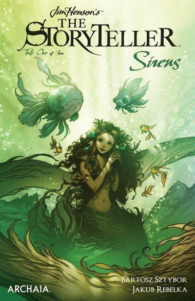 Jim Henson's The Storyteller – Sirens #1 – 4 (2019)