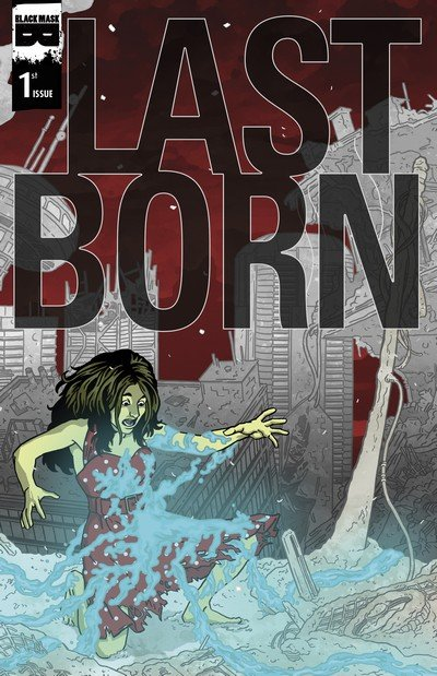 Last Born #1 – 4 (2014)