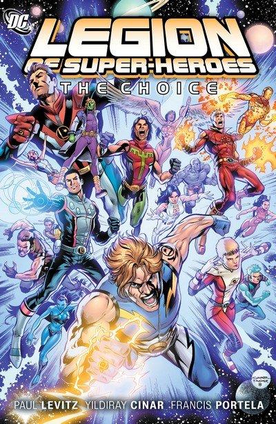 Legion of Super-Heroes Vol. 1 – 3 (TPB) (2011-2012)