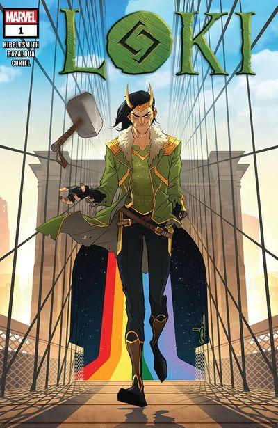 Loki #1 (2019)