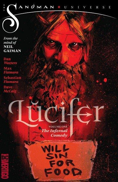 Lucifer Vol. 1 – The Infernal Comedy (TPB) (2019)