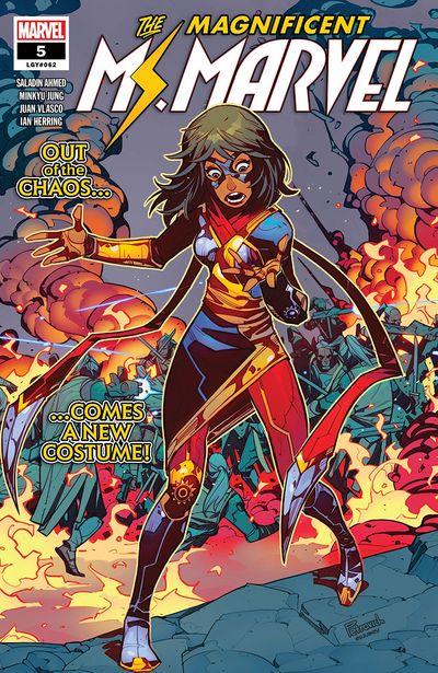 Magnificent Ms. Marvel #5 (2019)