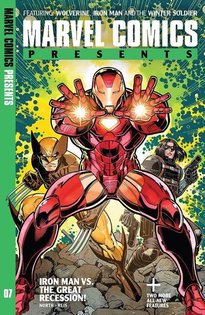Marvel Comics Presents #7 (2019)