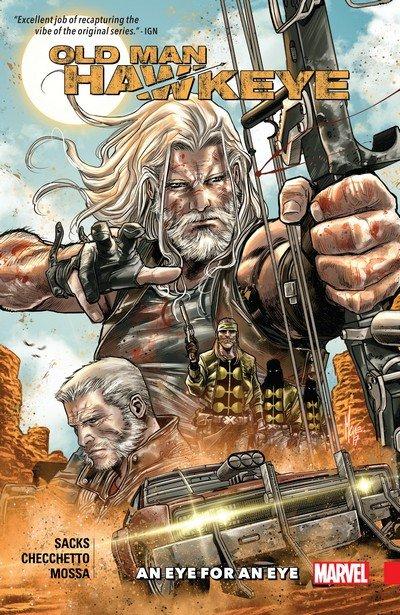 Old Man Hawkeye Vol. 1 – 2 (TPB) (2018-2019)