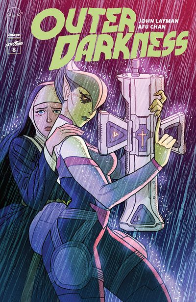 Outer Darkness #8 (2019)