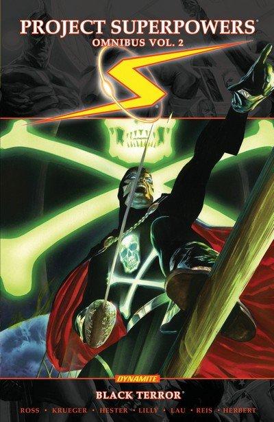 Project Superpowers – Omnibus Vol. 2 – Black Terror (2019)