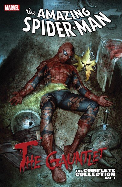 Spider-Man – The Gauntlet – The Complete Collection Vol. 1 (2019)