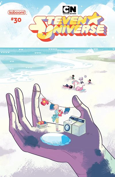 Steven Universe Ongoing #30 (2019)