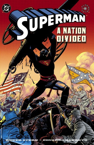 Superman – A Nation Divided #1 (1999)