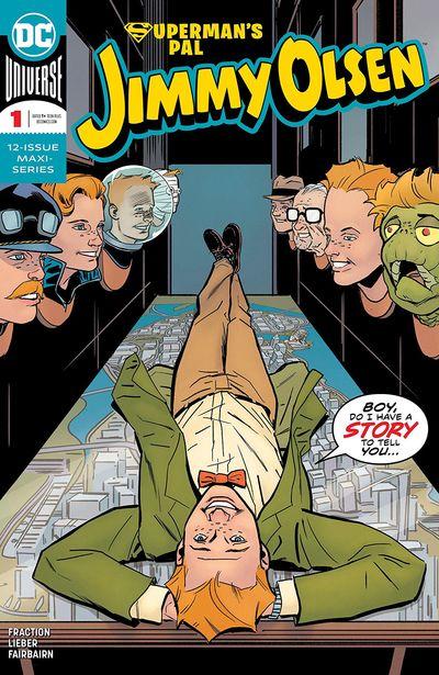 Superman's Pal Jimmy Olsen #1 (2019)