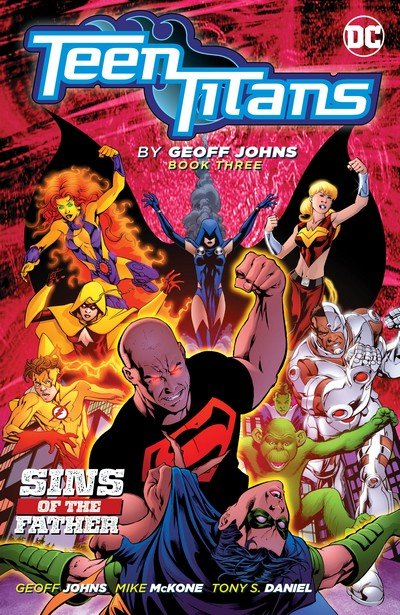 Teen Titans by Geoff Johns Book 3 (2019)