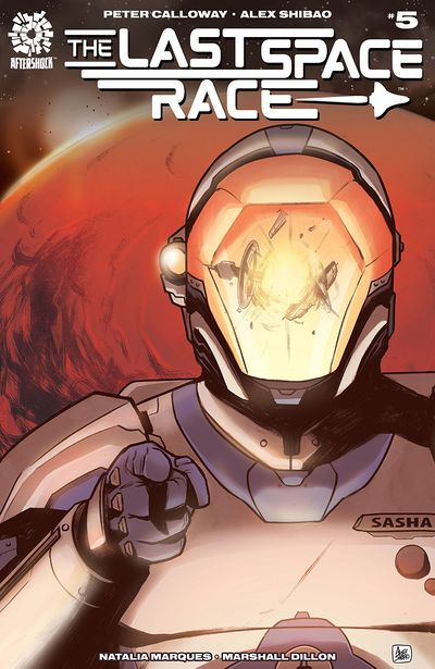 The Last Space Race #5 (2019)