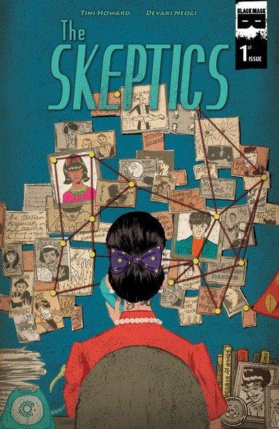 The Skeptics #1 – 4 (2016-2017)
