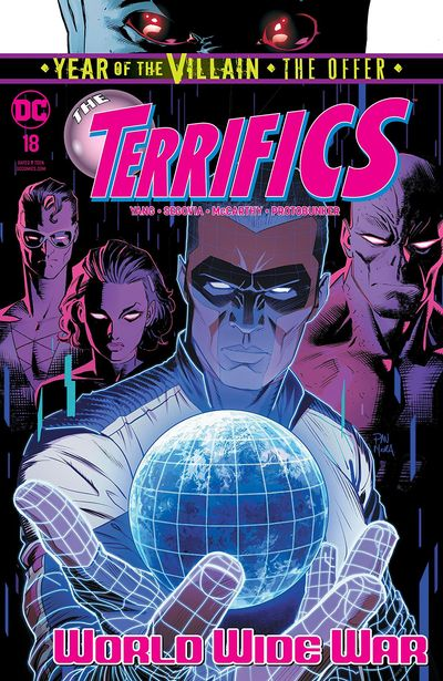 The Terrifics #18 (2019)