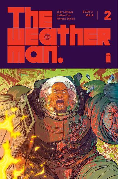 The Weatherman Vol. 2 #2 (2019)
