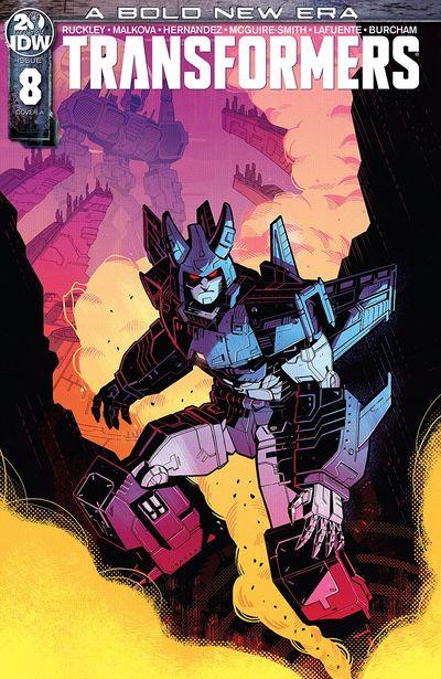 Transformers #8 (2019)
