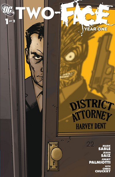 Two-Face – Year One #1 – 2 (2008)