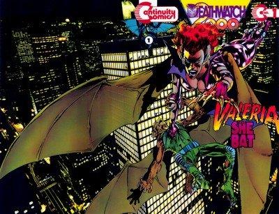 Valeria the She Bat Vol. 1 – 2 (1993-1995)
