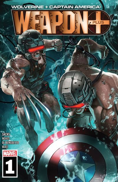 Wolverine And Captain America – Weapon Plus #1 (2019)