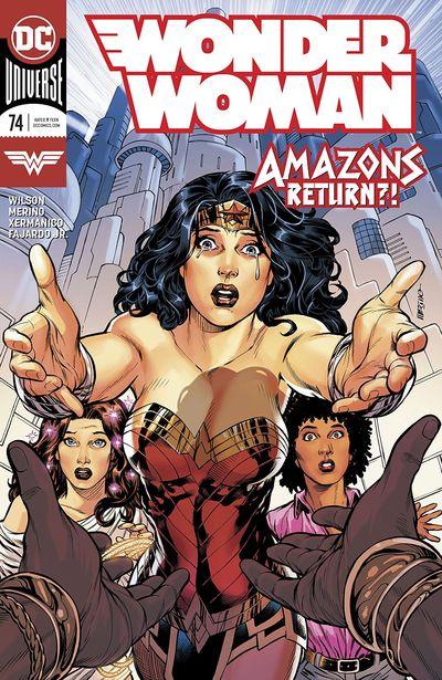 Wonder Woman Archives – GetComics