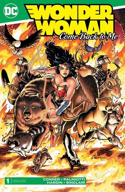Wonder Woman – Come Back To Me #1 (2019)