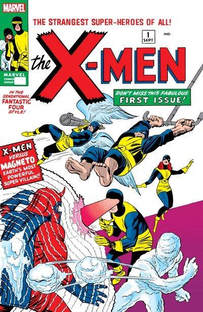 X-Men – Facsimile Edition #1 (2019)