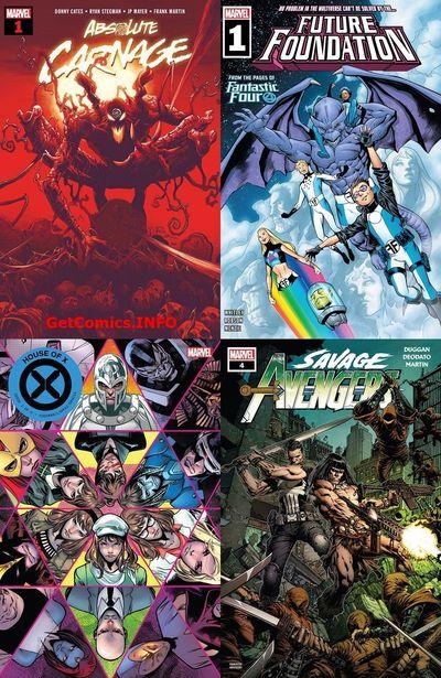 2019.08.07 Marvel Week+