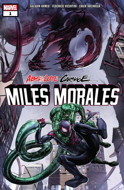 Absolute Carnage – Miles Morales #1 (2019)