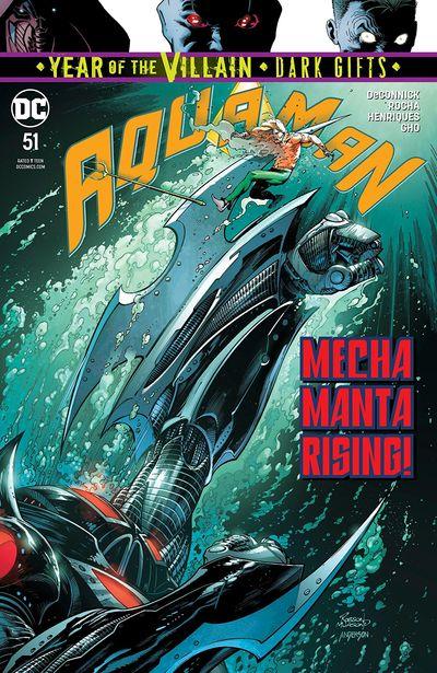 Aquaman #51 (2019)