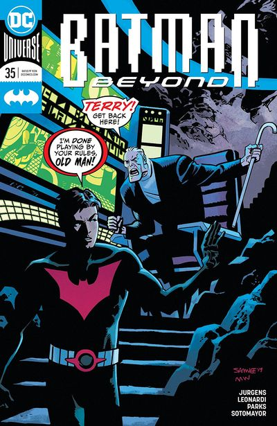 Batman Beyond #35 (2019)