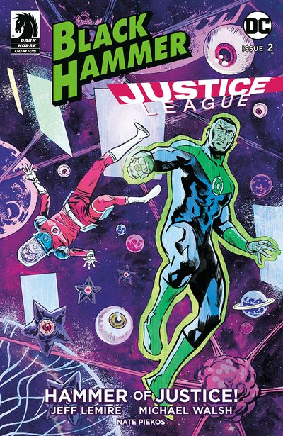 Black Hammer-Justice League – Hammer Of Justice #2 (2019)
