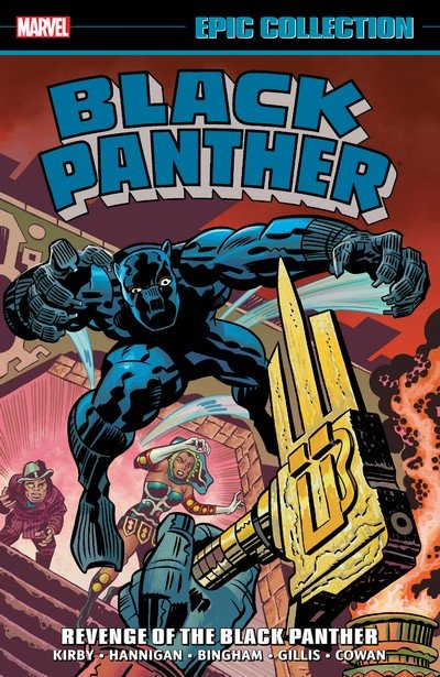 Black Panther Epic Collection Vol. 2 – Revenge of the Black Panther (2019)