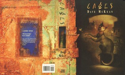Cages – Dave McKean (1990)