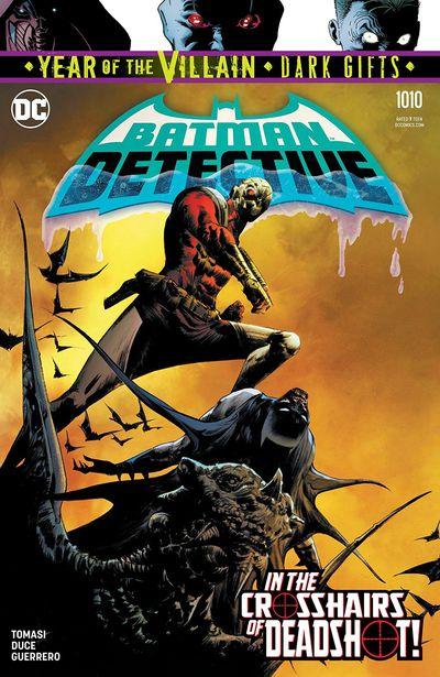 Detective Comics #1010 (2019)