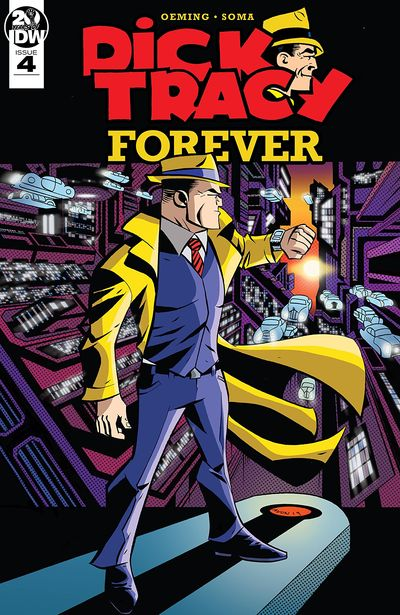Dick Tracy Forever #4 (2019)