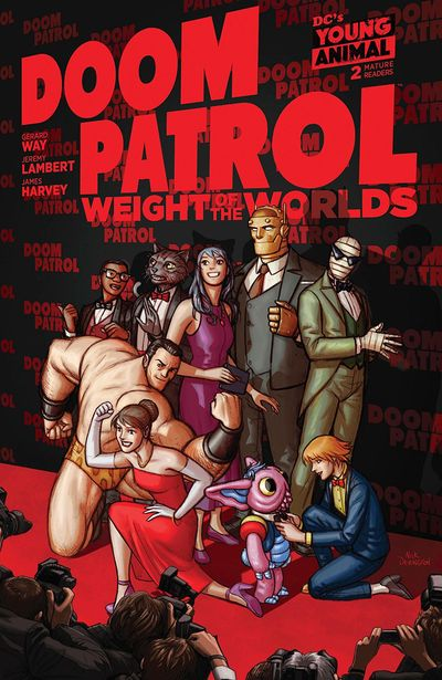 Doom Patrol – The Weight Of The Worlds #2 (2019)