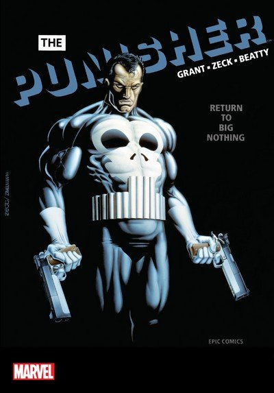 Epic Graphic Novel – The Punisher – Return to Big Nothing (1989)
