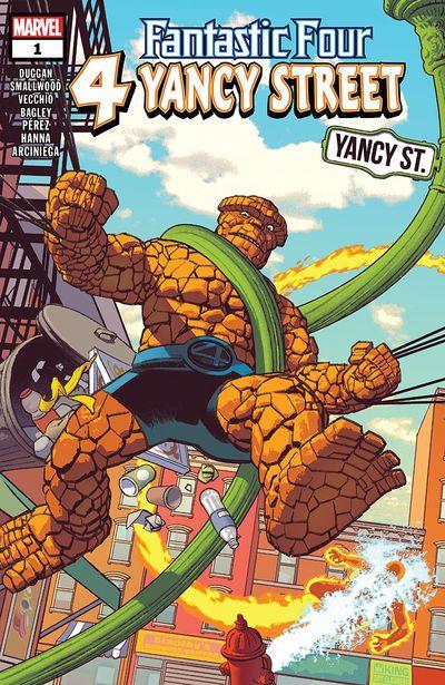 Fantastic Four – 4 Yancy Street #1 (2019)