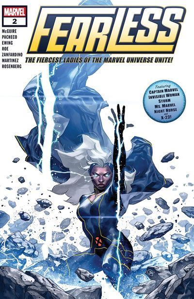 Fearless #2 (2019)