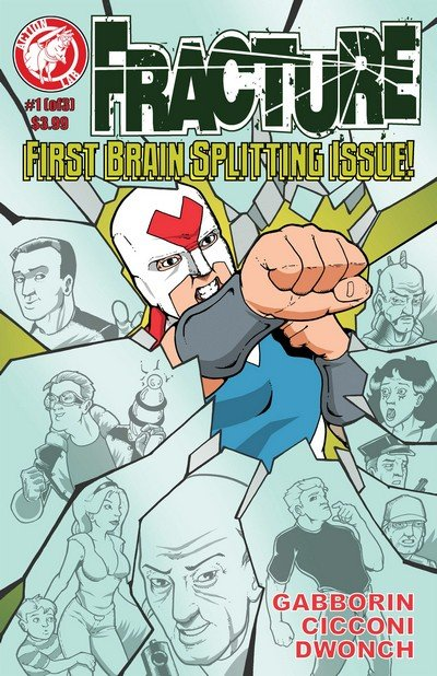 Fracture Vol. 1 – 2 + TPBs (2011-2014)