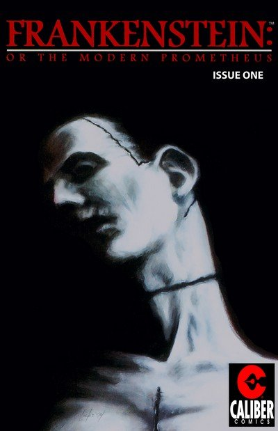 Frankenstein – Or the Modern Prometheus #1 – 2 + TPB (2014)