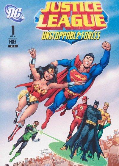 General Mills Presents – Justice League Vol. 1 #1 – 9 (2011-2014)