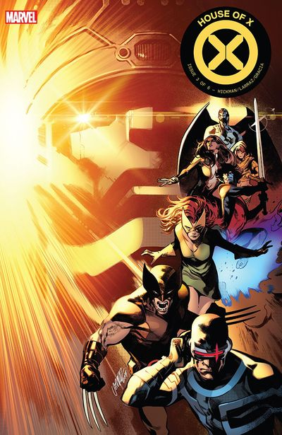 House Of X #3 (2019)