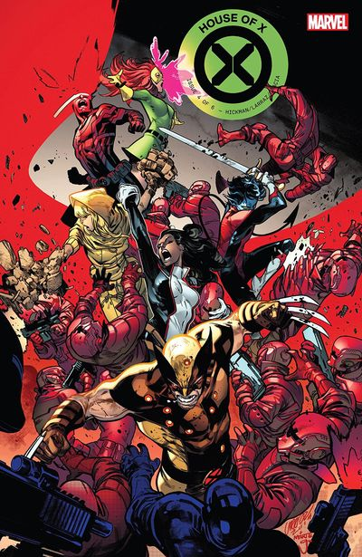 House Of X #4 (2019)