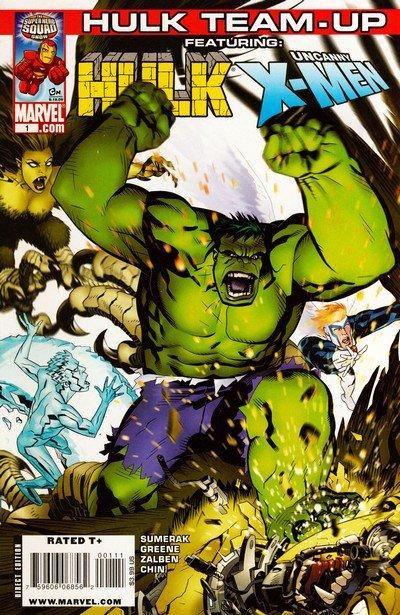 Hulk Team-Up #1 (2009)