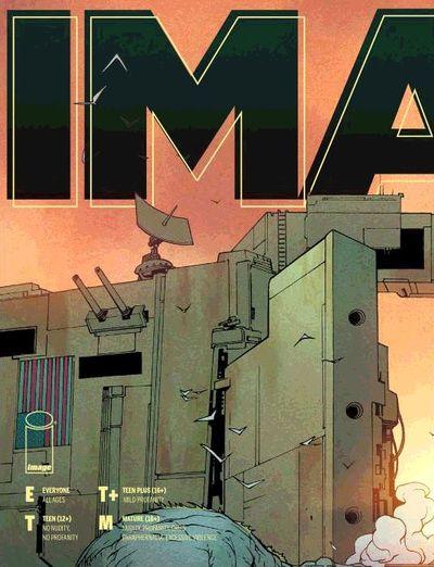Image Comics Previews September for November 2019