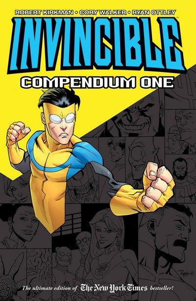 Invincible Compendium Vol. 1 – 3 (2013-2019)