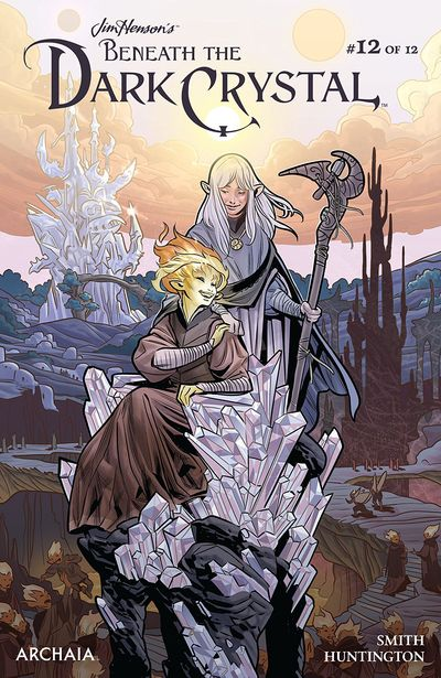 Jim Henson's Beneath the Dark Crystal #12 (2019)