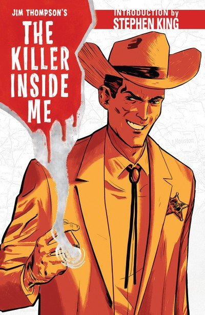 Jim Thompson's The Killer Inside Me (TPB) (2017)