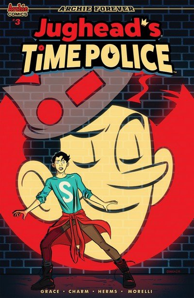 Jughead's Time Police #3 (2019)